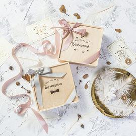 Regali Damigella D'onore - Legno Raso Confezione regalo / borsa (256206245)