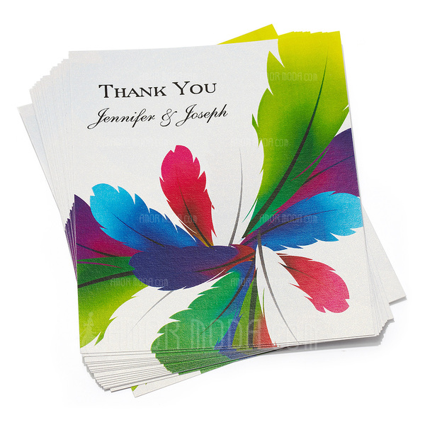 Individualisiert Artistic Style Dankeskarten (Satz 10) (114054958)
