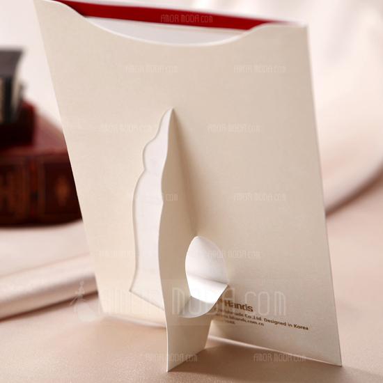 personalisé Style vintage Enveloppe & Pochette Invitation Cards (Lot de 50) (114031406)