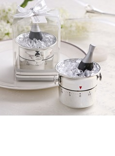 Champagne Bucket Stainless Steel Timer (051041814)