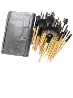 Finding Color-Top Sable Hair Makeup Brush Set (28 Pcs) (046026765)