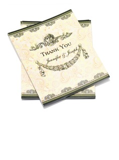 Personalized Paper Thank You Cards (Set of 50) (118032193)