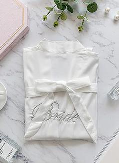 Polyester la mariée Robes Brodées (248198489)