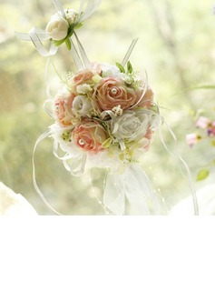 Pretty flower ball for home decoration (124032081)