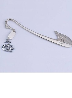 Swan Design Stainless Steel Bookmarks & Letter Openers (051017593)