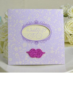 Classic Style Wrap & Pocket Invitation Cards (Set of 50) (114053136)