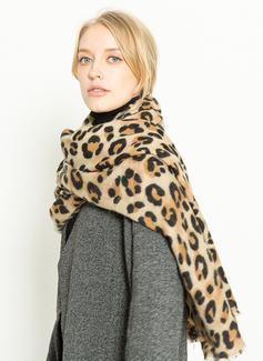Leopard Hals/Kaltes Wetter Acryl Schal (204191662)