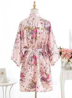 Demoiselle d'honneur Soie Robes florales (248176090)