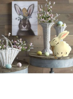Rabbit Design Nice/Lovely/Pretty Wooden Wedding Ornaments (Sold in a single piece) (131178926)