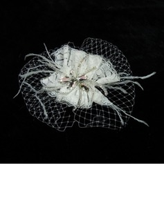 Gorgeous Strass/Spets/Tyll Fascinators (042025863)