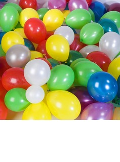 Colorful Balloon (set of 100) (131036925)