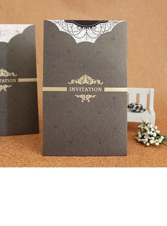 Formal Style Wrap & Pocket Invitation Cards (Set of 50) (114033282)