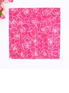 Lovely Rose Pattern Dinner Napkins (Set of 50 ) (122039520)
