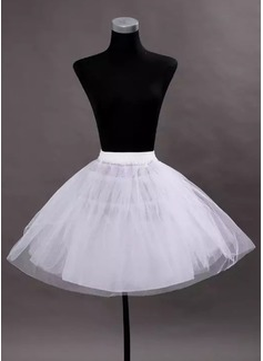 Women American Mesh Petticoats (037192678)