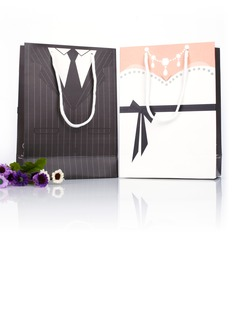 Tuxedo & Gown Favor Bags (Set of 12) (050016124)