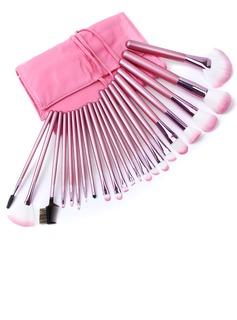 Professionelle Make-up Pinsel mit rosa Tasche (22 Stück) (046024417)