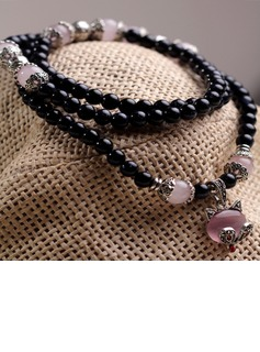 Non-personalized Cute Natural Crystal Jewelry Sets (129056112)