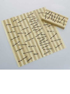 Modern Dinner Napkins (Set of 50 ) (011036248)