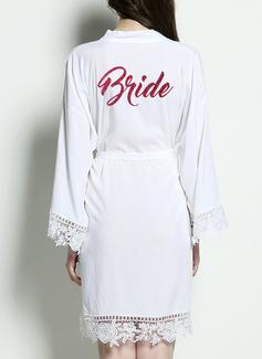 la mariée Coton Satin et robes en dentelle (248176069)
