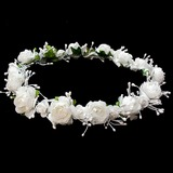 Härlig Papper Blommor & Fjädrar (042025222)