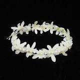 Schöne Perle/Net Garn Blumen Mädchen Kopfstück (042026138)