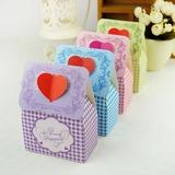 Floralen Herzen Entwurf Geschenkboxen (Satz von 12) (050032970)