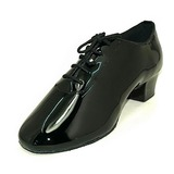 Mannen Patent Leather Pumps Latijn Ballroom Dansschoenen (053013227)