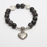 personalisé Fausse os de dragon de pierre Dames Bracelets (011054912)