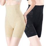 Women Chinlon/Nylon Breathability/Moisture Permeability High Waist Panty Shapers Shapewear (125204217)