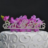Classic Alloy Cake Topper (Sold in a single piece) (119182952)