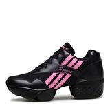 Misto Similpelle Mesh Sneakers stile moderno Scarpe da Ginnastica Prova Scarpe da ballo (053201963)
