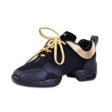 Femmes Similicuir Tennis Pratique avec Dentelle Chaussures de danse (053056413)