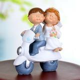 Veicoli Resine Matrimonio Decorazioni per torte (119037334)