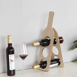 Wine Rack Wooden Pretty Elegant Table Centerpieces (128198729)