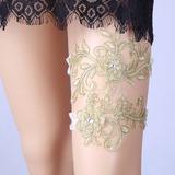 2-Piece/Elegant/Charming Wedding Garters (104198370)