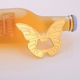 Animale Sveglio Figura della farfalla lega Apribottiglie (Set di 4) (052189591)