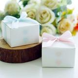 Style Classique Cubique papier Boîtes cadeaux (Lot de 10) (050194651)