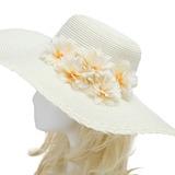 Fantasie Kunstseide/Importierte Papier Blumen und Federn (042052518)