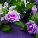 Kunststoff Rosa Rebe Hochzeits-Dekoration (131037526)