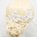 Elegant Nachahmungen von Perlen/Spitze Stirnbänder (042057897)