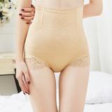 Femmes Féminine/Charme De chinlon/Nylon Respirabilité Taille haute Culotte/Cinchers à la taille avec Dentelle Corsets (125210785)