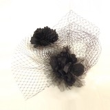 Mode Netto garn Fascinators (042026163)