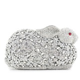 Lovely Crystal/ Rhinestone Clutches/Luxury Clutches (012053171)