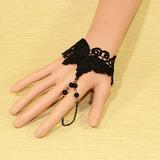 Schickes Legierung Spitze Frauen Mode Armbänder (137053618)
