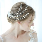 Elegant Crystal Headbands With Crystal (Sold in single piece) (042192919)