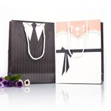 Smoking & Abendkleid Geschenktaschen (Satz von 12) (050016124)