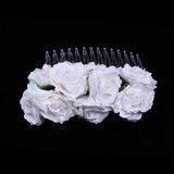 Beautiful Paper Flower Girl's Headwear (042026769)