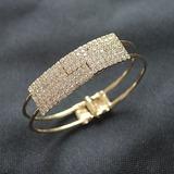 Schöne Kupfer Damen Armbänder (011052752)