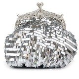 Elegant Sequin With Rhinestone Clutches (012033881)