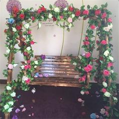 Rosa vite Bella Fiore di seta (Venduto in un unico pezzo) (131151578)